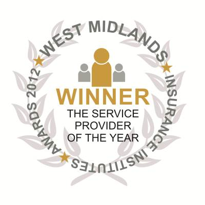 West Midlands Service Institutes Award Winner